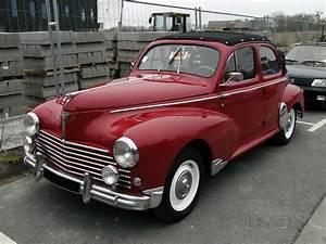 Peugeot Classic : peugeot 203 d couvrable 1949 1954 oldiesfan67 peugeot ~ Melissatoandfro.com Idées de Décoration