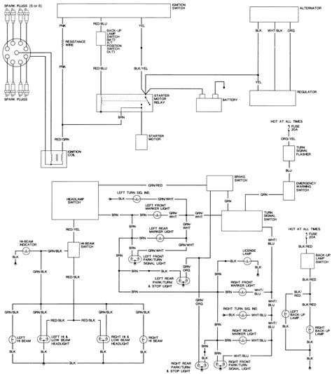 1966 Ford Galaxie Ignition Wiring Diagram by Repair Guides Wiring Diagrams Wiring Diagrams