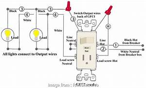 Three  Switch Outlet Wiring Options Perfect Wiring Diagram