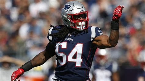 Patriots Inactives Reaction: Dont'a Hightower Out; Rob ...