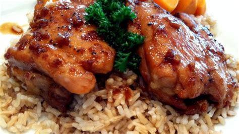 Grilled Chicken Adobo Recipe  Allrecipescom