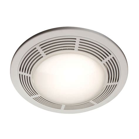 3 sones bathroom fan shop nutone 3 5 sone 100 cfm polymeric white bathroom fan