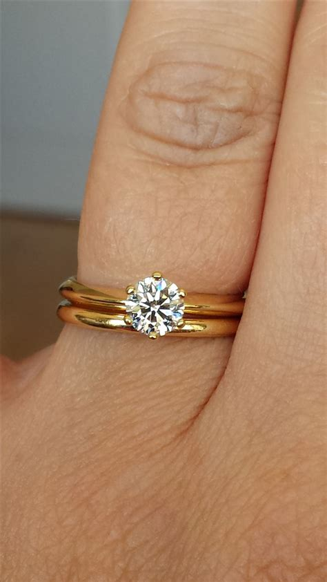 best 20 round solitaire rings ideas on pinterest round