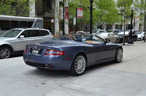 Db9 Volante 2007 Aston Martin Db9 Volante Stock B893a For Sale Near