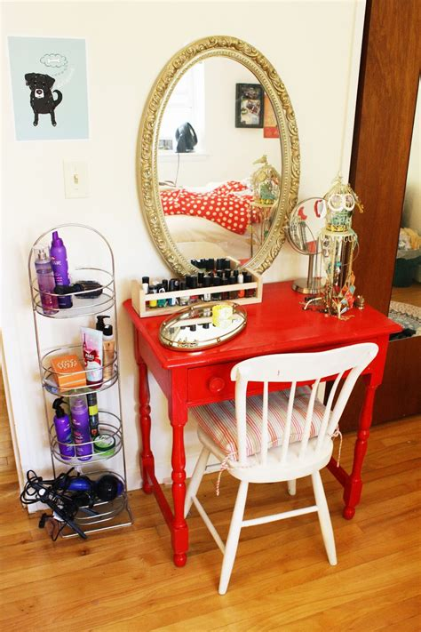 Diy Vanity by Major Shenanniegans Diy Apartment Sized Vanity On A Budget