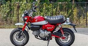 Honda Monkey 2018 : slap on a smile to greet the 2018 honda monkey bike digital trends ~ Medecine-chirurgie-esthetiques.com Avis de Voitures