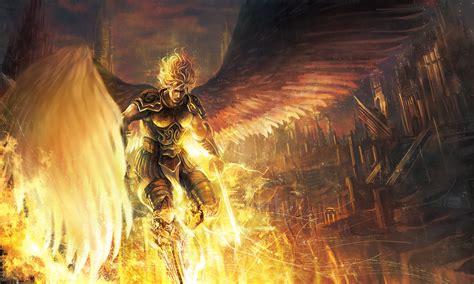 male angel wallpaper gallery