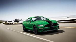 """2019 Ford Mustang Adds """"Need for Green"""" Color - autoevolution"""