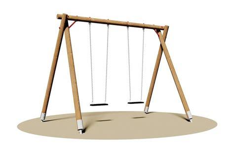 si ge b b pour balan oire fabricant de balancoire portique en bois jarana soulet