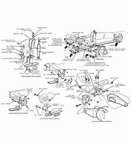 1978 Chassis Layout - 78-79 Ford Bronco Tech Support - 66-96 Ford Broncos