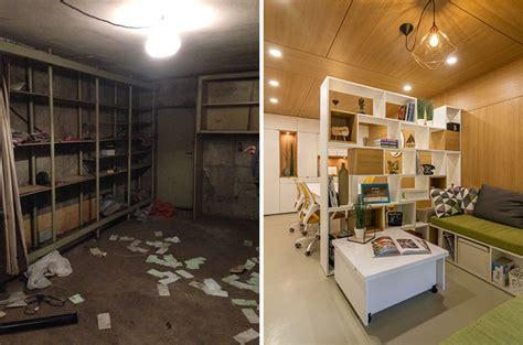 romanian architects transform   garage   dream
