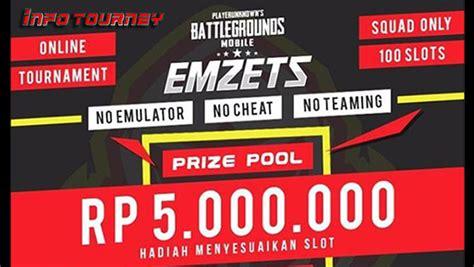 turnamen pubg mobile emzets gaming tournament season