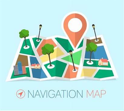 Map Navigation Vector Maps Clipart Google Vectors