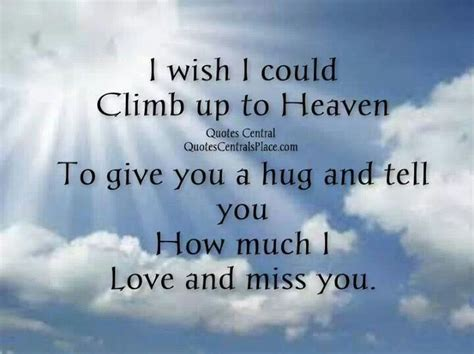 I Wish A Mother Would Meme - i wish heaven had visiting hours my sweet pawpaw pinterest i wish heavens and than you