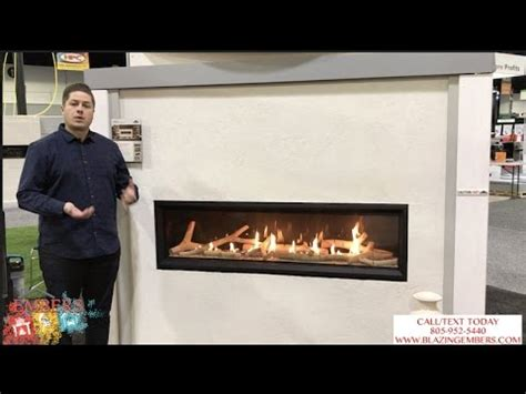 napoleon vector series lv linear gas fireplace review