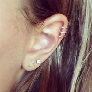 All About the Helix Piercing: Different Types, Photos, and ...