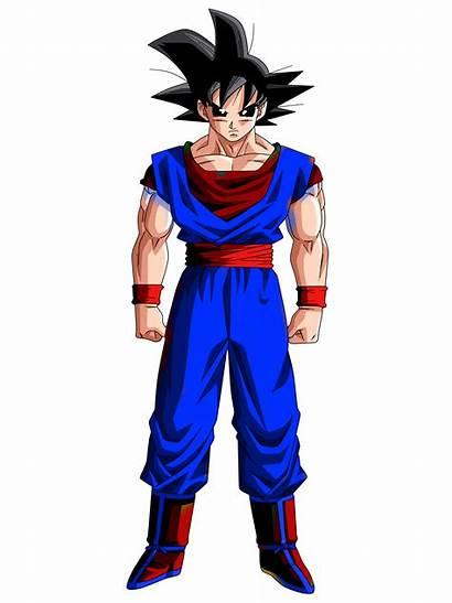 Goku Evil Wiki Dragon Ball Gohan Wikia
