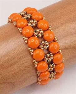 Beading Tutorial For Global Rails Bracelet  Jewelry