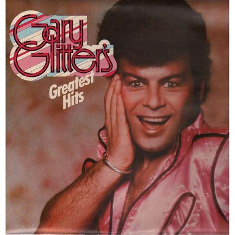gary glitter cover greatest hits de gary glitter 33 1 3 rpm con grigo ref