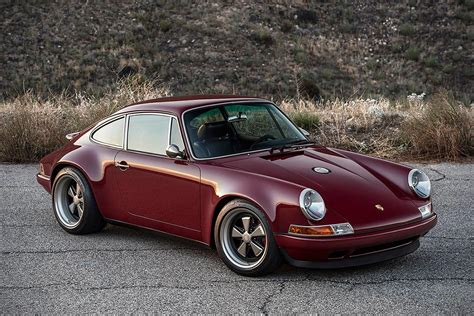 Porche Singer by Porsche 911 Carolina By Singer Vehicle Design The