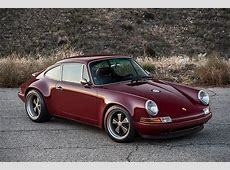 Porsche 911 North Carolina By Singer Vehicle Design The