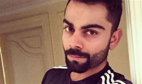 virat kohli shares smoking hot picture   adidas