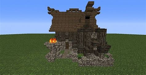 small nordic house minecraft map