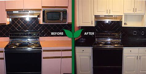 certified green refinishing company  tampa area