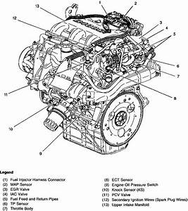Pontiac V6 Engine Diagram