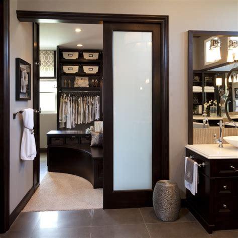 Master Bathroom Master Closet  Traditional Bathroom