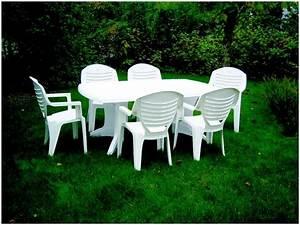 Salon De Jardin Plastique : salon de jardin plastique vert salon de jardin table et chaise mobilier de jardin ~ Teatrodelosmanantiales.com Idées de Décoration