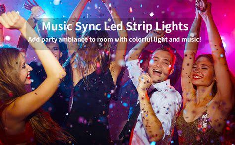 Amazon.com: MINGER DreamColor LED Strip Lights, Smart