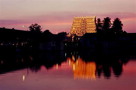padmanabhaswamy templethe richest temple   world