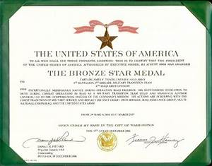 medal of honor certificate pictures to pin on pinterest With bronze star certificate template