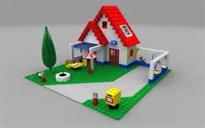 Christmas House LEGO Set
