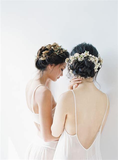 bridal flower hair pin stylish wedding hair ideas and bridal tips once wed