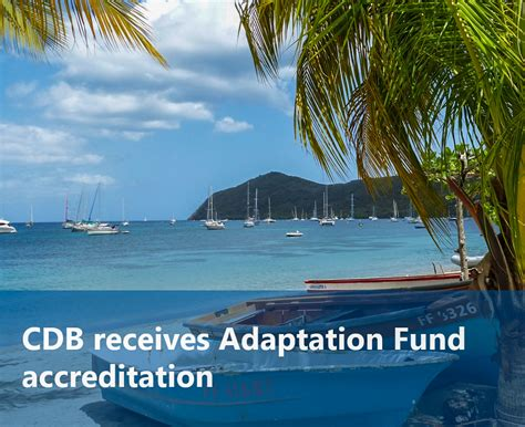 adaptation fund accredits cdb caribbeanclimate