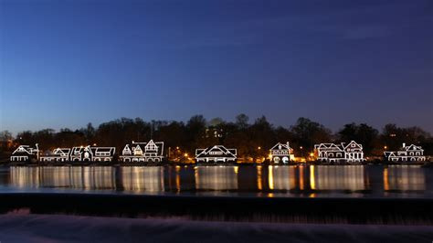 Boathouse Row by Boathouse Row