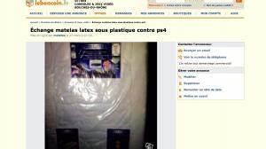 Matelas Le Bon Coin : le bon coin changer une ps4 contre un matelas c 39 est possible ~ Melissatoandfro.com Idées de Décoration