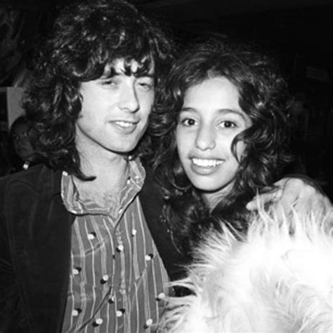jimmy page dated   year  girl     led