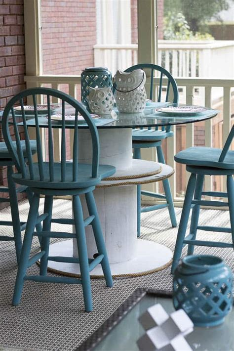 porch decorating ideas   budget savvy apron