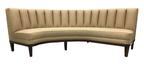 Curved Settee Bench by Dining Room Dining Furniture Design With Curved