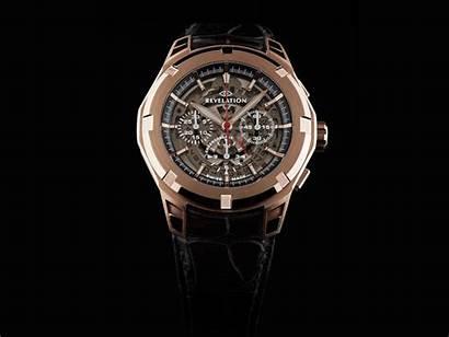 R03 Flyback Revelation Pink Gold Chronographe Inaugurates