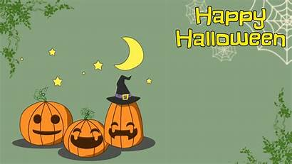 Halloween Happy Quotes Backgrounds Desktop Scary Team