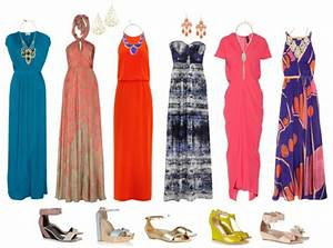 dedicated post what to wear to a wedding redress With shoes to wear with maxi dress for wedding