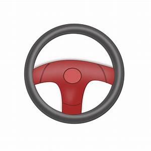 Clipart - steering-wheel2