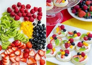 Obst Ideen Für Kindergeburtstag : fingerfood f r kindergeburtstag leckere rezepte und lustige deko ideen ~ Whattoseeinmadrid.com Haus und Dekorationen