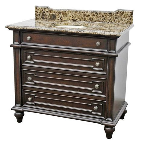granite top 48 inch single sink bathroom vanity 13713466