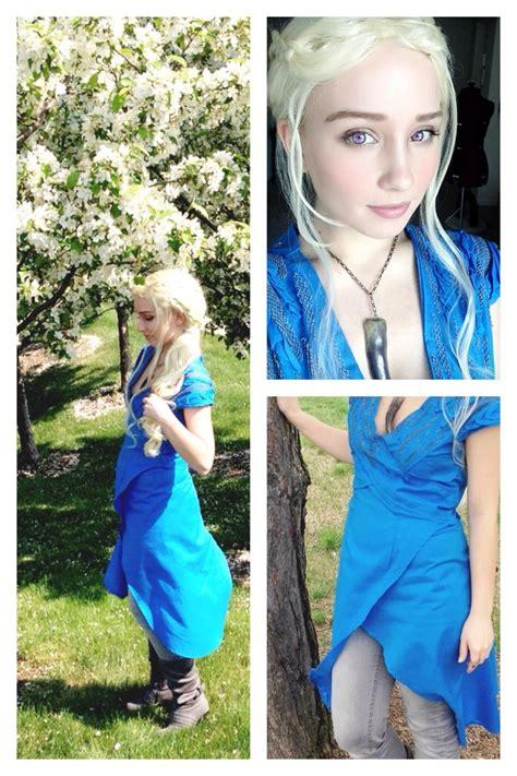 1000 Images About Daenerys Targaryen Cosplay On Pinterest