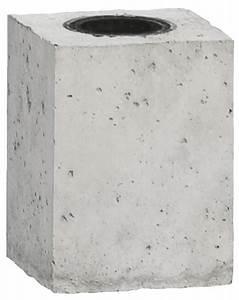Betonfundament Für Pfosten : betonfundamet mit bodenh lse eingegossen f r pfosten rund ziegler metall ~ Whattoseeinmadrid.com Haus und Dekorationen